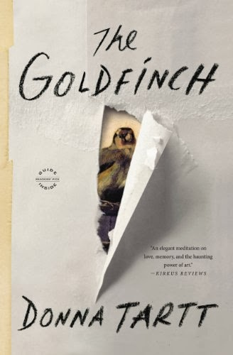 A Review Of Donna Tartt's The Goldfinch