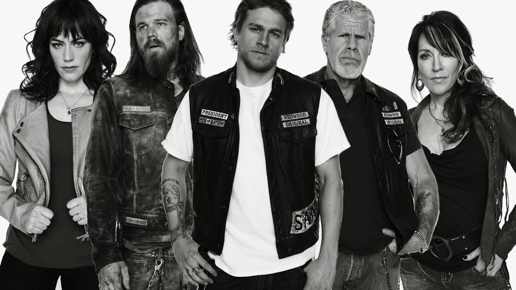 My Bingewatching Obsession with 'Sons Of Anarchy'
