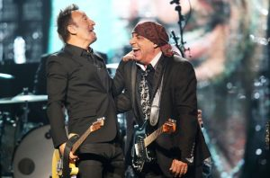 The Rock 'n Roll Hall of Fame Induction Ceremony