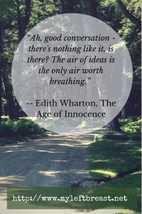 My Visit to The Mount – Edith Wharton's Estate in Lenox, Massachusetts
