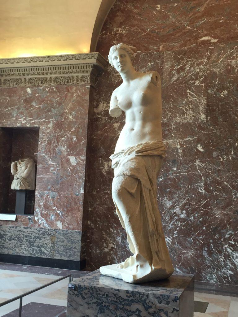 Beautiful Venus de Milo