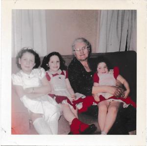 Memories Of My Grandmother's Cooking