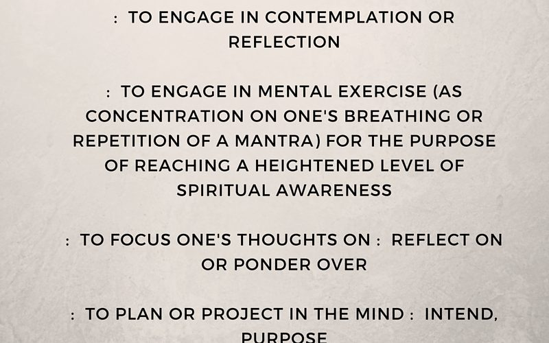 How I Finally Learned How To Meditate With An App Called 'Calm'