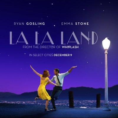 Love the La La Land Soundtrack